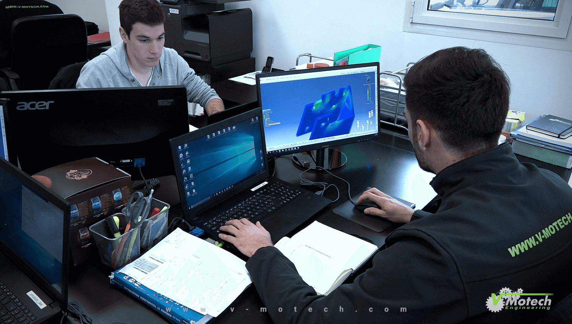 Ingénieurs V-Motech