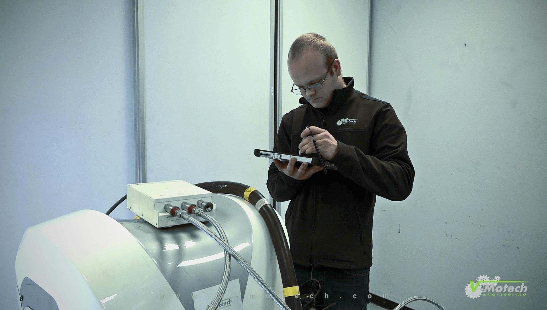 RDEasy - Engineer Calibration