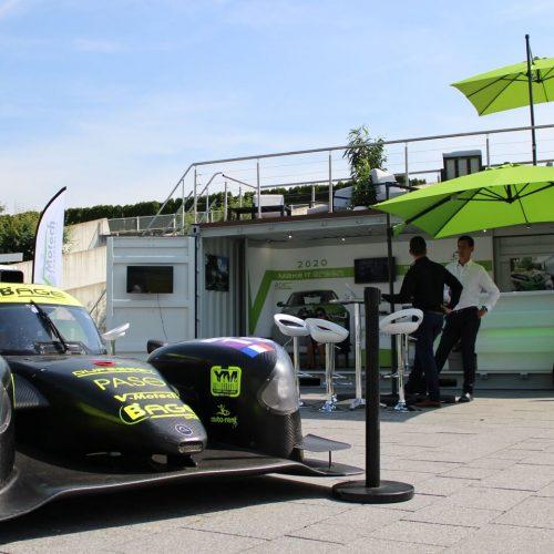 Testing Expo Europe 2017 - LMP3 Yvan Muller