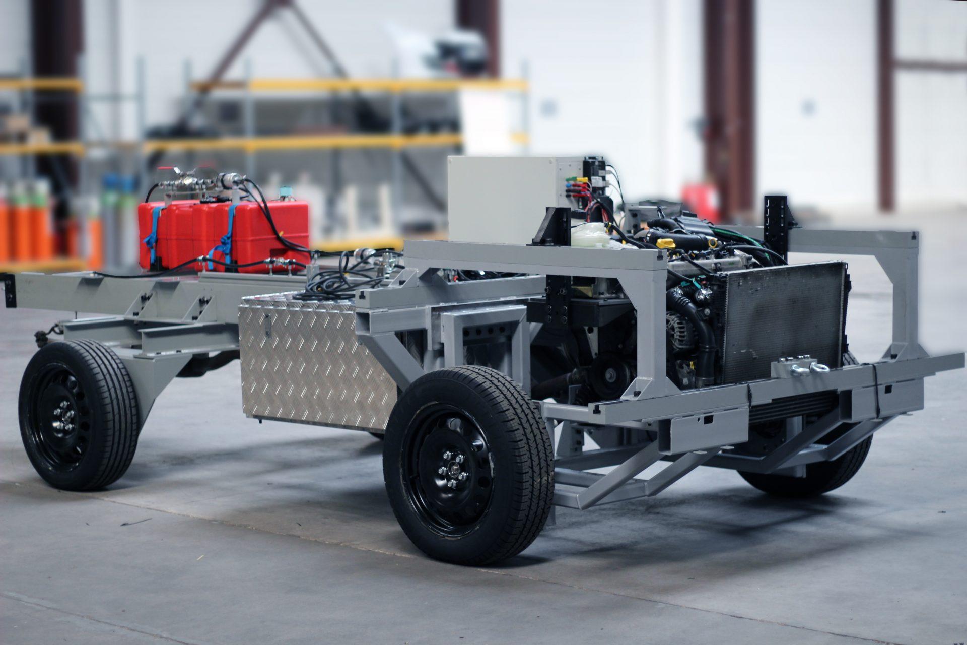 Powertrain ETS Thermique