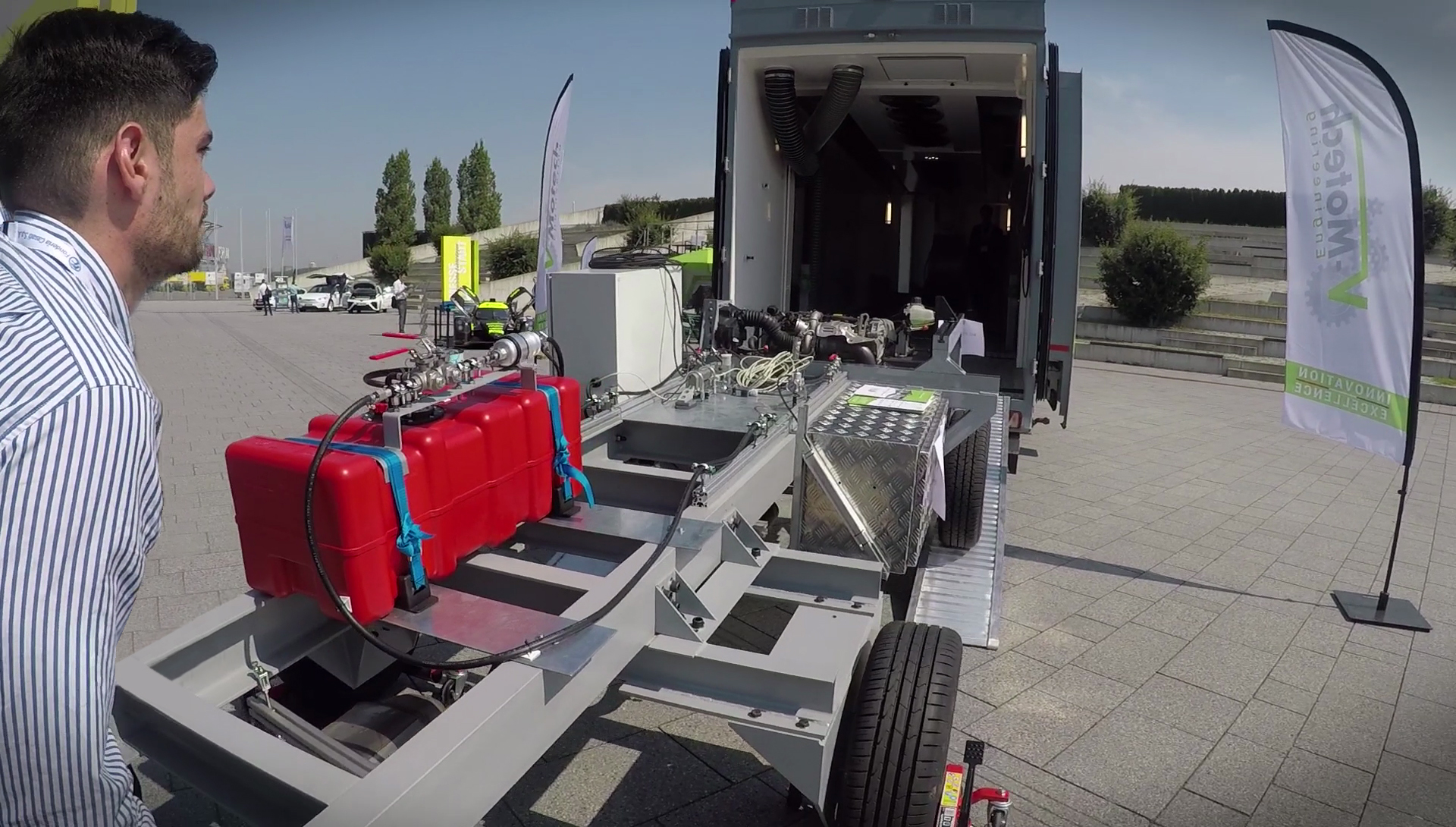 Testing Expo Europe 2017 - Powertrain ETS - V-Road