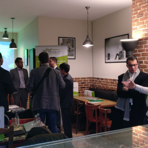 V-Motech Afterwork - New energies and automotive futur