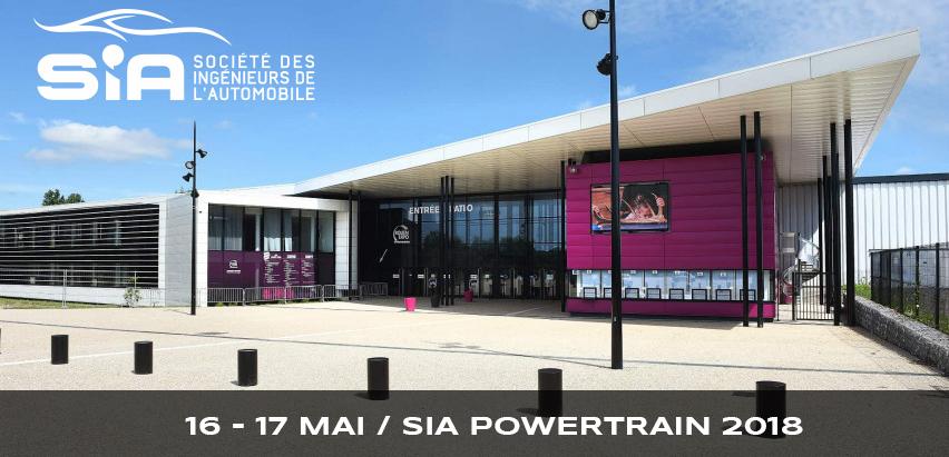 SIA Powertrain 2018