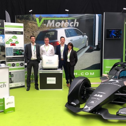 V-Motech at SIA Powertrain 2018